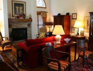 Co uwzględnić przy wyborze mebli do naszego salonu w stylu retro?