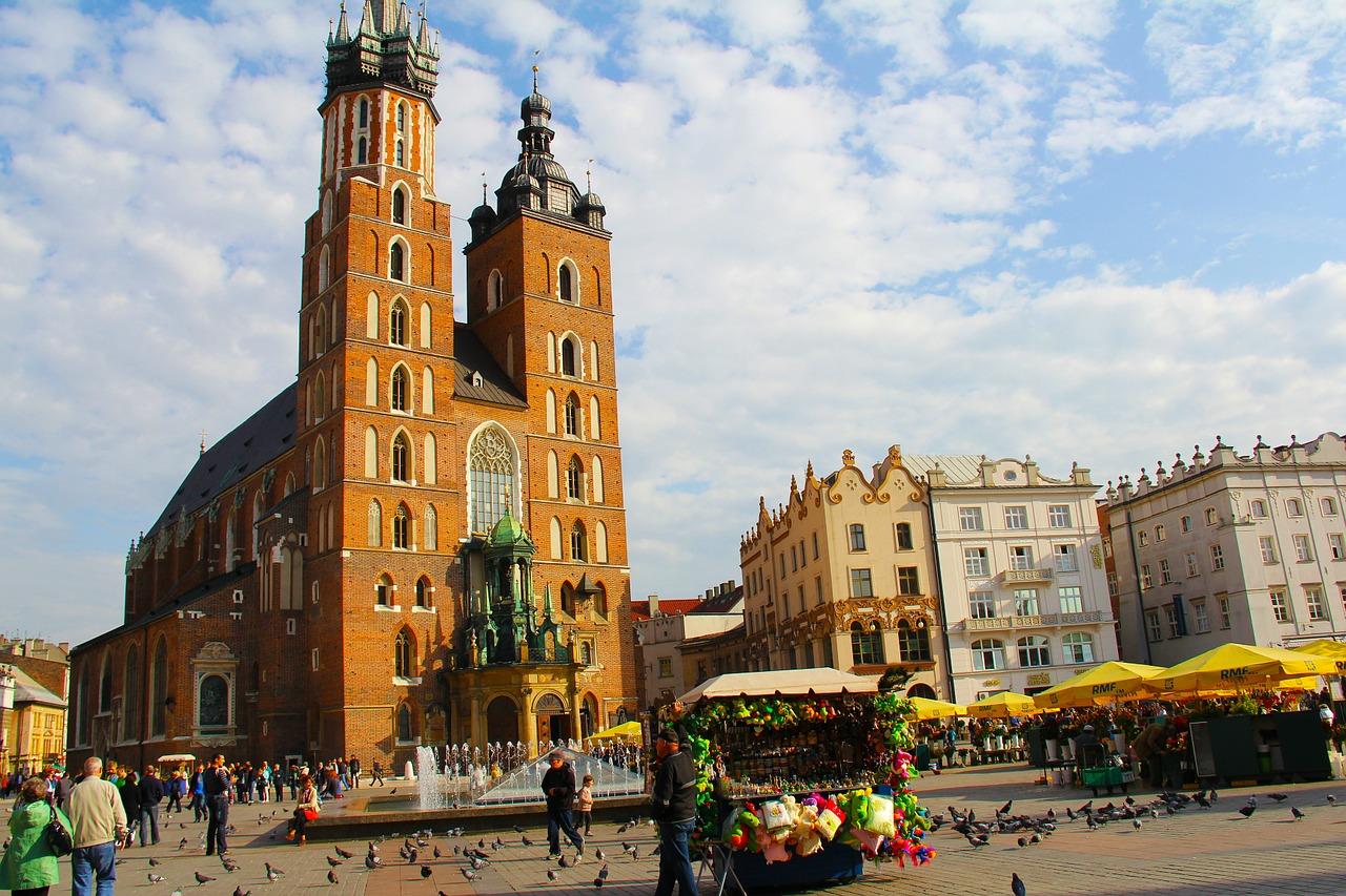 Nowe mieszkania na sprzedaż w Krakowie. Spokojne okolice dla rodzin z dziećmi