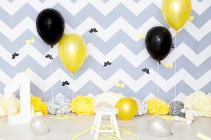 Jakie dekoracje wybrać na przyjęcie urodzinowe?