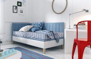 Bezpieczne łóżko jednoosobowe dla dziecka – na co zwrócić uwagę przed zakupem